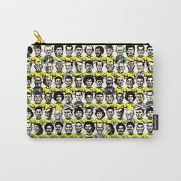 football pattern Carry-All Pouch