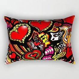 Always Love Rectangular Pillow