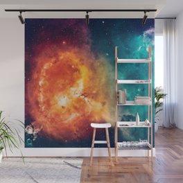 Deep Space Travel No1 Wall Mural