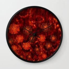 Pattern 130 Wall Clock