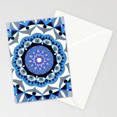 My Peace Mandhala | Secret Geometry | Energy Symbols Stationery Cards