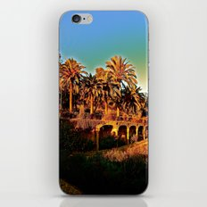 Sunny Barcelona iPhone & iPod Skin