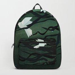 Birds in my hair Backpack