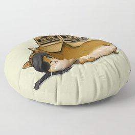 Meowtal Gear Solid Floor Pillow
