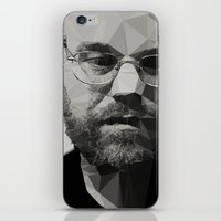 actor iPhone & iPod Skins featuring R.I.P Philip Seymour Hoffman by David
