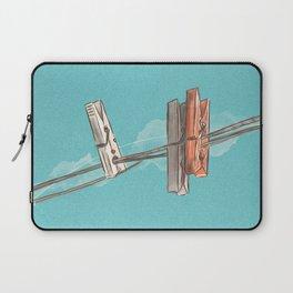 Boho Clothespin Laptop Sleeve