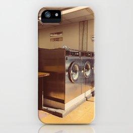 Launderlust iPhone Case