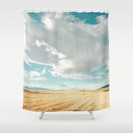 Change of Seasons Shower Curtain