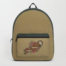La Vida Es Un Viaje (Life is a Journey Spanish) Backpack