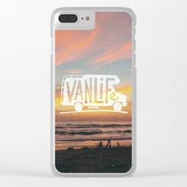 Van Life Clear iPhone Case