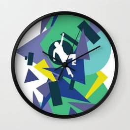 chaos Wall Clock