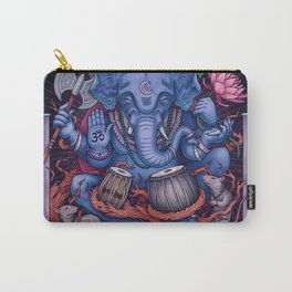Ganesha Night Carry-All Pouch