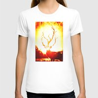 stag T-shirts featuring STAG by Chrisb Marquez