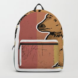 Wild, Animal, Forest Backpack