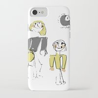 shopping iPhone & iPod Cases featuring shopping by Josephine Walz