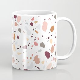 Terrazzo marble pattern Coffee Mug