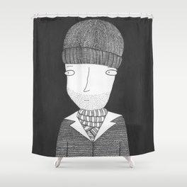 Joel Barish Shower Curtain