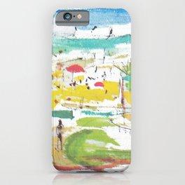 Rainbow Bay, Queensland, AUSTRALIA iPhone Case