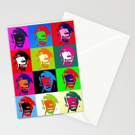 Free In Colorfulness Stationery Cards
