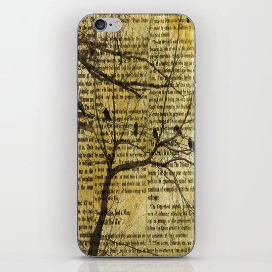 If They Could Read iPhone & iPod Skin