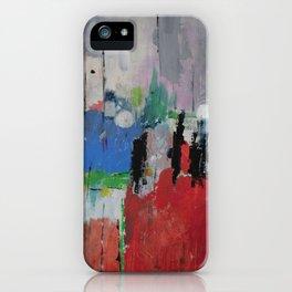 Metropolis Six iPhone Case