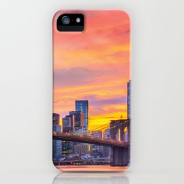 Candyland, New York iPhone Case