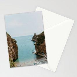 Marina di Praia | Fine art photo print Amalfi Coast Italy Praiano Stationery Cards