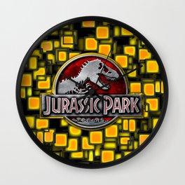JURASSIC PARK Wall Clock