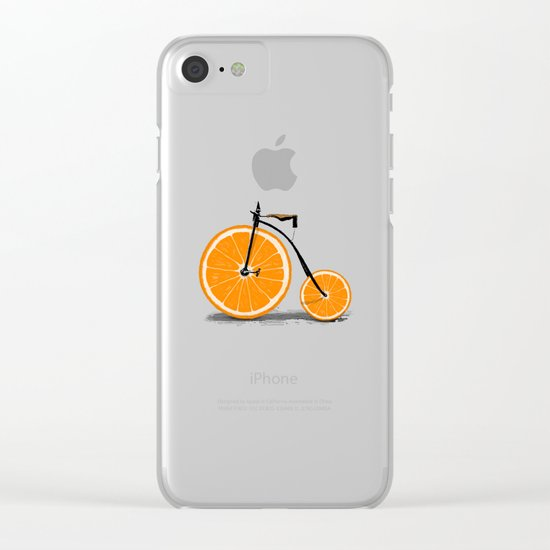 Vitamin Clear iPhone Case