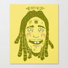 BOB (No Patty No Cry) Canvas Print