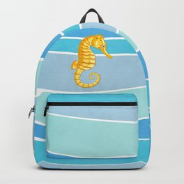Seahorse Backpack