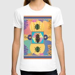 Embryonic Beetle Roach Milk T-shirt