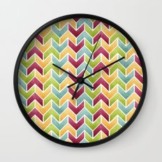 It's All About The Ziggy. Wall Clock