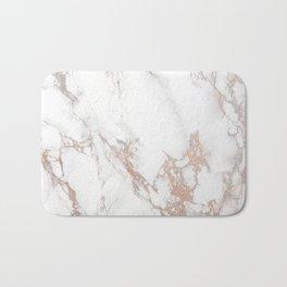 Rosey Marble Bath Mat