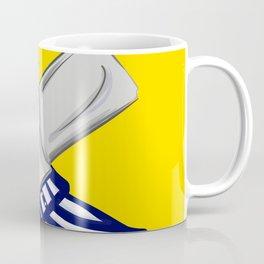 banana in ducttape pijama ecopop Coffee Mug