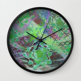 Stop the Hate Wall Clock