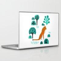 jaguar Laptop & iPad Skins featuring  Jaguar by Hui_Yuan-Chang