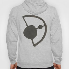 Earth and Moon Hoody