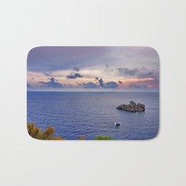 Sea View, Corfu Bath Mat