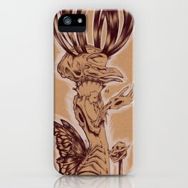 Sunday Conductor iPhone Case