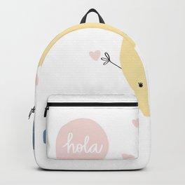 Hola lemon Backpack
