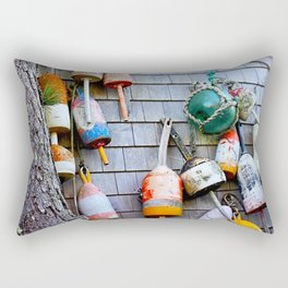 Buoys Buoys ACK Rectangular Pillow