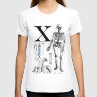 et T-shirts featuring ET-Wolverine by Greg-guillemin