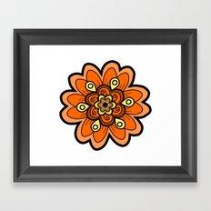 Flower 23 Framed Art Print