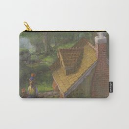 The Three Bears House Carry-All Pouch