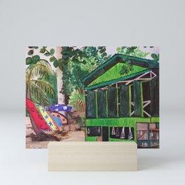 Englishman's Bay Mini Art Print