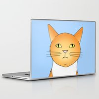 lucy Laptop & iPad Skins featuring Lucy by Caz Haggar