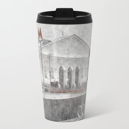 Lenin's Library. Moscow Travel Mug