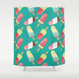 Ice cream 010 Shower Curtain