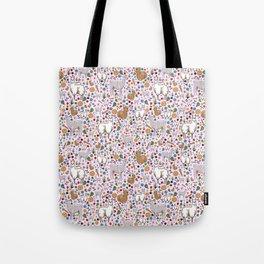 Pretty Llamas Tote Bag